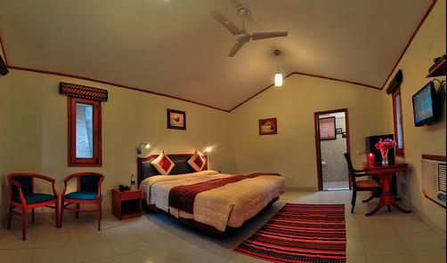 Kikar Lodge - Nurpur Kalan - Bedroom