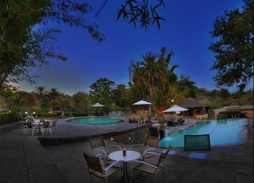 Kikar Lodge - Nurpur Kalan - Pool