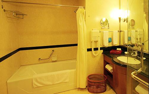 Xinguidu Bozhou City Hotel - Bozhou - Bathroom