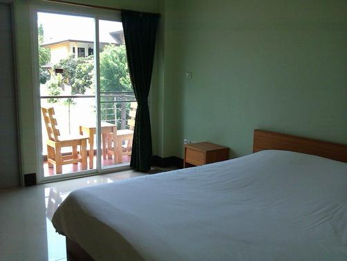 Soontree Guesthouse - Hua Hin - Bed