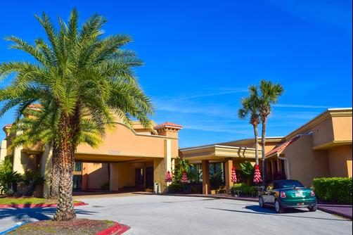 Ramada Jacksonville/Baymeadows - Jacksonville - Outdoors view
