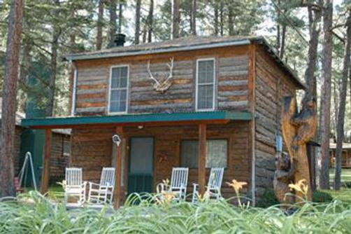 Forest Home Cabins - Ruidoso - Outdoors view