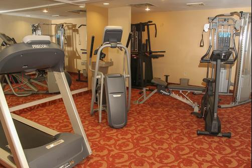 Quality Inn Airport - Buffalo - Gym