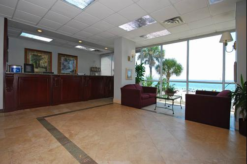 Legacy by the Sea - Panama City Beach - Front desk