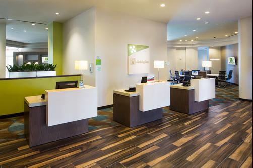 Holiday Inn Palm Beach-Airport Conf Ctr - West Palm Beach - Front desk