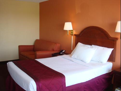 Americas Best Value Inn- Blytheville - Blytheville - Bedroom