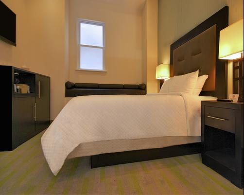 Rodeway Inn Center City - Philadelphia - Bedroom