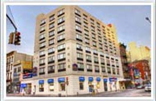 Best Western Bowery Hanbee Hotel - New York - Building