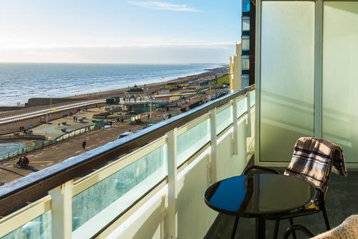 Holiday Inn Brighton - Seafront - Brighton - Balcony
