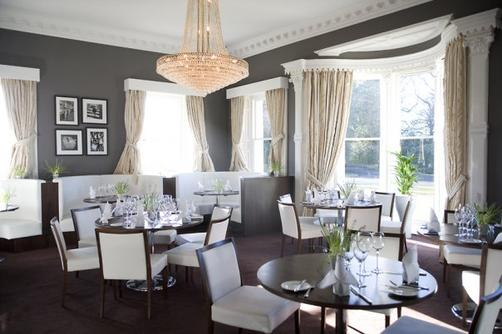 DoubleTree by Hilton Hotel & Spa Chester - Chester - Restaurant