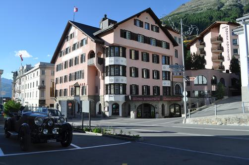 Hotel Rosatsch - Pontresina - Outdoors view