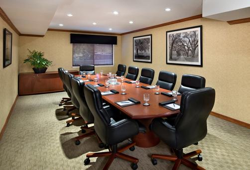 Maple Tree Inn - Sunnyvale - Business center