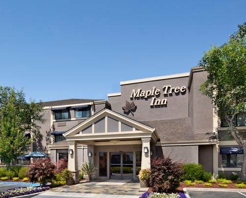 Maple Tree Inn - Sunnyvale - Building