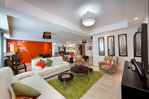 CIQALA Luxury Suites - San Juan - San Juan - Living room