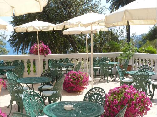 Excelsior Palace Hotel - Rapallo - Patio