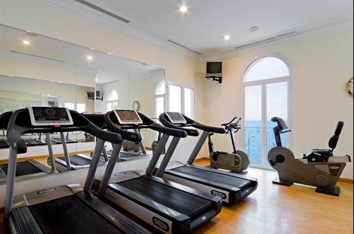 Excelsior Palace Hotel - Rapallo - Gym