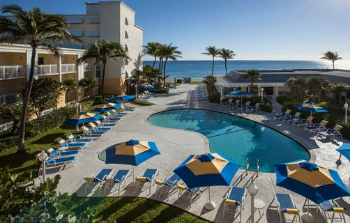 Delray Sands Resort - Highland Beach - Pool