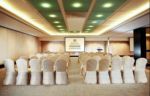 Regal Airport Hotel - Hong Kong - Conference room