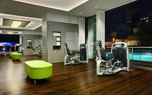 The Ritz-Carlton, Wolfsburg - Wolfsburg - Gym