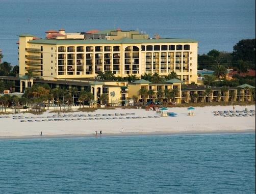 Sirata Beach Resort - Saint Pete Beach - Building