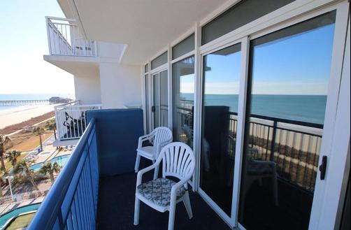 Atlantica Resort - Myrtle Beach - Balcony