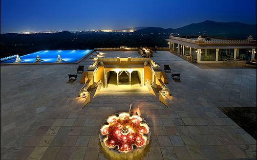 Fateh Garh - Udaipur - Outdoors view