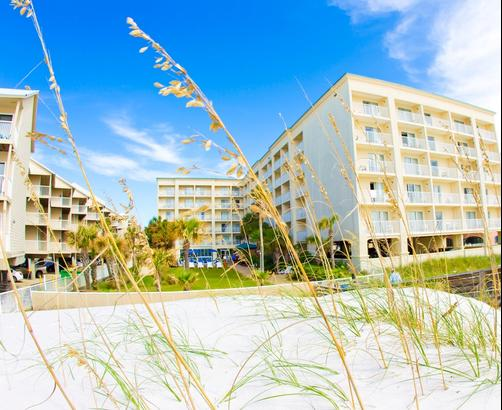 Hilton Garden Inn Orange Beach Beachfront - Orange Beach - Building