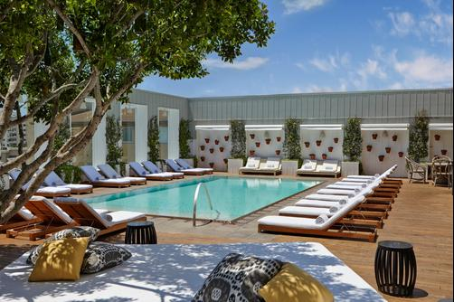Mondrian Los Angeles - West Hollywood - Pool