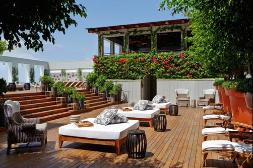 Mondrian Los Angeles - West Hollywood - Patio