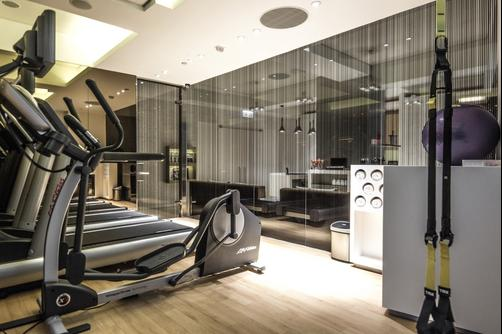 Ovolo Central - Hong Kong - Gym