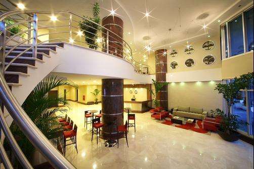 Marriott Executive Apartments Panama City, Finisterre - Panama City - Lobby