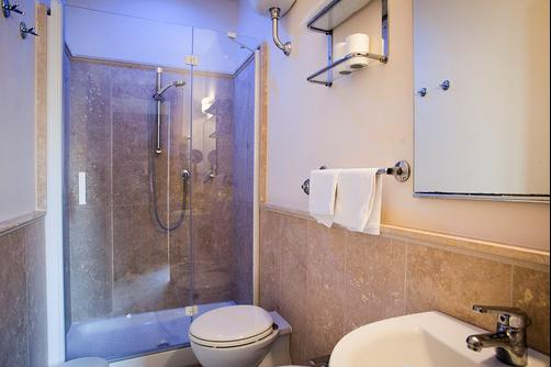 Hotel Europeo - Naples - Bathroom