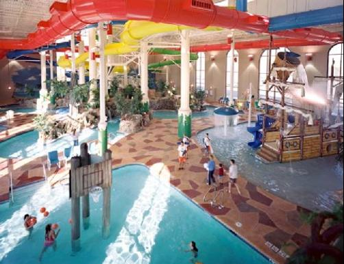 Caribbean Cove Hotel & Water Park - Indianapolis - Outdoors view