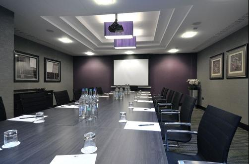 DoubleTree by Hilton Hotel London - West End - London - Conference room