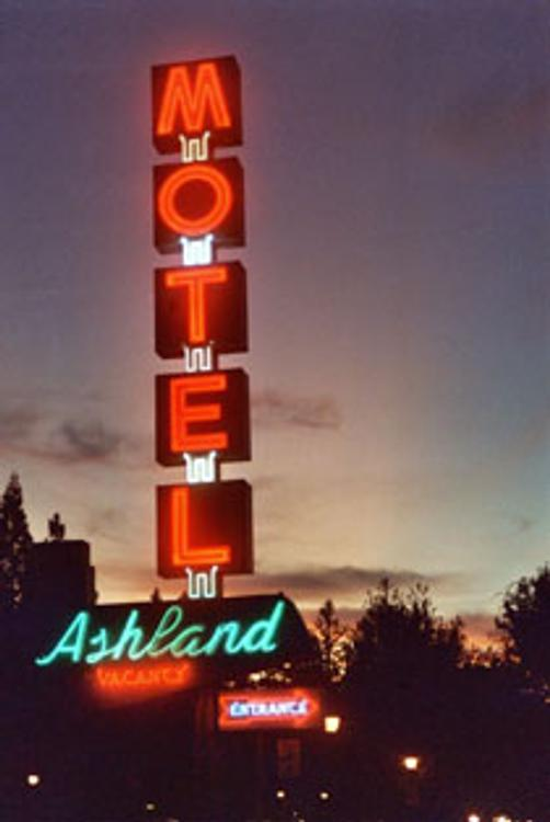 Ashland Motel - Ashland - Building