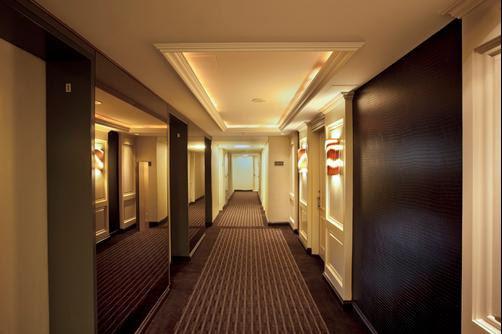 Hotel Le Cantlie Suites - Montreal - Hall