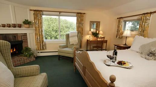 Windham Hill Inn - West Townshend - Bedroom