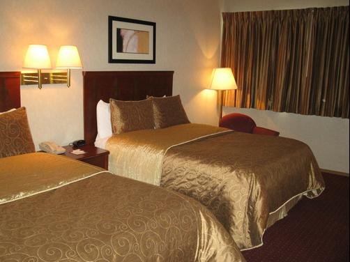 Mineral Palace Hotel And Gaming - Deadwood - Queen bedroom