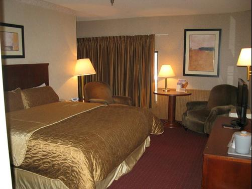 Mineral Palace Hotel And Gaming - Deadwood - King bedroom