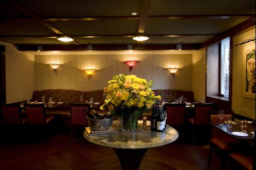 Washington Square Hotel - New York - Restaurant