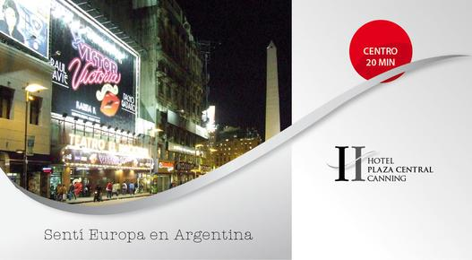 Hotel Plaza Central Canning - Ezeiza
