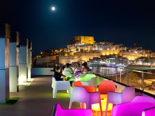 Peniscola - Terraza Chill-out