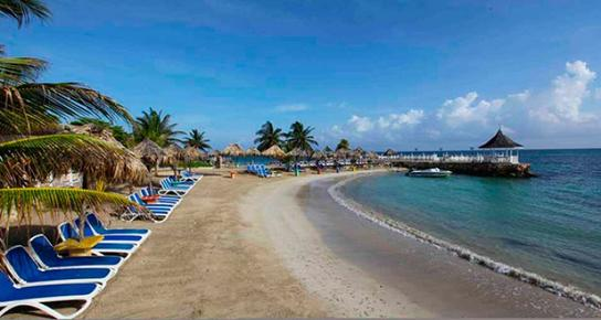 Royal Decameron Fun Caribbean All Inclusive - Runaway Bay - Beach