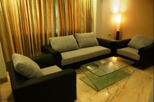 Privilege Inn - Mumbai - Living room