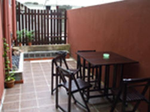 Nomad Borneo Bed & Breakfast - Kuching - Patio