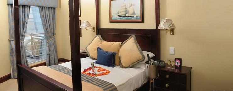 The Boathouse - Ballito - Bedroom