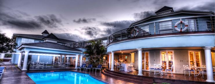 The Boathouse - Ballito - Pool