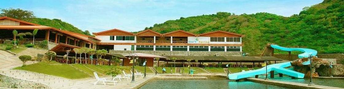 Sea's Spring Resort - Batangas - Building