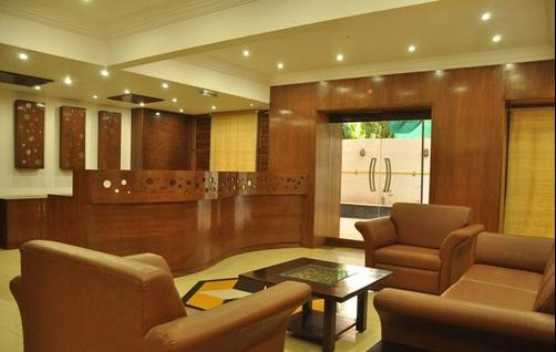 Hotel Orchid 24x7 - Ahmedabad - Front desk