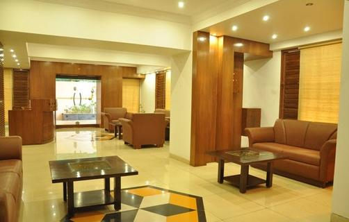 Hotel Orchid 24x7 - Ahmedabad - Lobby
